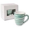 Gmundner Keramik Kaffeetasse Geflammt