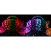 Salty & Sweet Neon Highway Graphic Art on Canvas