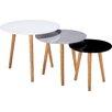 Homestead Living Phillipston 3 Piece Nest of Tables
