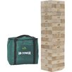Garden Games Giant Tower Game with Storage Bag
