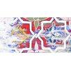 Parvez Taj Petit Atlas Graphic Art Wrapped on Canvas