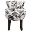 Fairmont Park Tunbridge Wells Upholstered Dressing Table Stool
