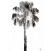 Andrew Lee 'Gold Tall Palm' by Andrew Lee Art Print Wrapped on Canvas