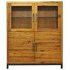 Hazelwood Home Anna Display Cabinet
