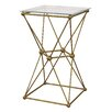 Mercer41™ Curtiss Geometry Molecular End Table