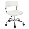 Porthos Home Arielle Low-Back Desk Chair