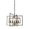 Endon Lighting 5 Light Geometric Pendant