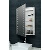 Belfry Bathroom LED 50cm x 70cm Wall Mounted Medicine Cabinet