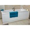 Belfry Bathroom Othello 170cm x 75cm Standard Soaking Bath