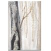 Borough Wharf Dadiva Moonlit Trees 3 by Karen Hopkins Art Print on Canvas
