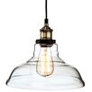 Borough Wharf Barranca 1 Light Bowl Pendant