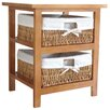 Wildon Home Maize 2 Drawer Cabinet