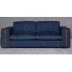 TheWoodTimes 3-Sitzer Einzelsofa Suitcase