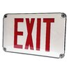 Morris Products LED Wet Location Legend Exit Sign
