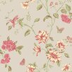 Galerie Home English Florals on Coloured Ground 10m L x 53cm W Floral and Botanical Roll Wallpaper