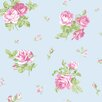 Galerie Home English Motif 10m L x 53cm W Floral and Botanical Roll Wallpaper