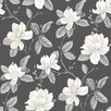 Galerie Home Watercolour Flower Motif Print 10m L x 53cm W Floral and Botanical Roll Wallpaper
