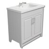 Belfry Bathroom 79cm Single Basin Vanity Unit