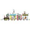 Pop & Lolli Circus Train Wall Decal