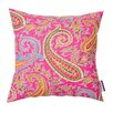 Tom Tailor T-Pink Paisley Cushion Cover
