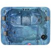 American Spas 3-Person 34-Jet Spa with Bluetooth Stereo System