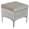 HappyBarok Luxe Storage Footstool
