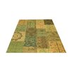 Castleton Home Fashionist Green Area Rug
