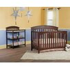 Child Craft Stanford 4-in-1 Convertible 2 Piece Crib Set