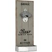Pacific Lifestyle Wall Hanging Bottle Opener