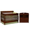 Viv + Rae Jaden 3-in-1 Convertible 2 Piece Crib Set