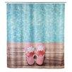 Wenko Hawaii Shower Curtain