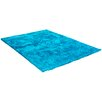 Castleton Home Dynamic Turquoise Area Rug