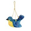 Red Carpet Studios LTD Flying Decorative Bird Feeder (Set of 2)