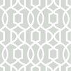 NuWallpaper Grand 5.5m L x 52cm W Trellis Roll Wallpaper