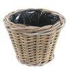 Castleton Home Rattan Tapered Round Basket Set