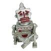 Design Toscano Robert the Robot Die-Cast Iron Mechanical Coin Bank