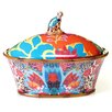 Tracy Porter Magpie 3-D Covered Serving Bowl
