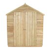 Forest Garden 8 Ft.W x 10 Ft. D Wooden Storage Shed