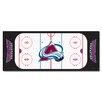 FANMATS NHL - NCAAorado Avalanche Rink Runner Doormat