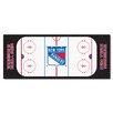 FANMATS NHL - New York Rangers Rink Runner Doormat