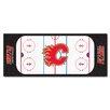 FANMATS NHL - Calgary Flames Rink Runner Doormat