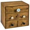Hazelwood Home 3 Drawer Chest