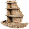 Hazelwood Home Float Your Boat Wall Shelves