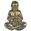 Hazelwood Home Sitting Buddha Statue