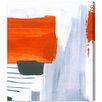 Oliver Gal Artana 'Muro' Art Print Wrapped on Canvas