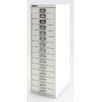 Bisley Direct 15-Drawer Retail Multidrawer Filing Cabinet