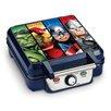 Marvel Avengers Characters 4-Slice Waffle Maker
