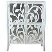 Castleton Home Laura 4 Door Cabinet