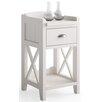 dCor design Nebida 1 Drawer Bedside Table