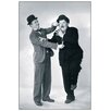 Castleton Home 'Laurel and Hardy' Photographic Print